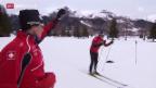 Video «Langlauf: Guri Hetland verlässt Swiss Ski» abspielen