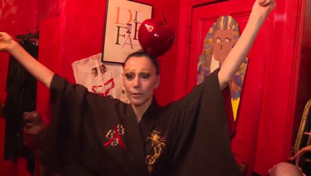 Video «Folge 7: Susanne Bartsch» abspielen
