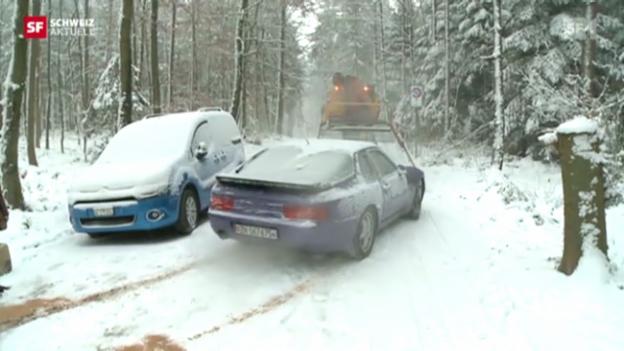 Video «Schweiz aktuell vom 07. Dezember 2012» abspielen