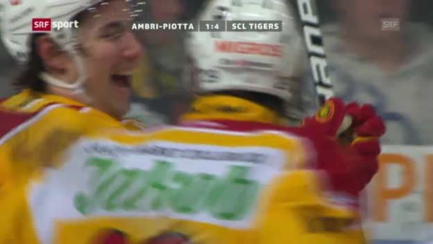 Video «NLA: Ambri - Tigers» abspielen