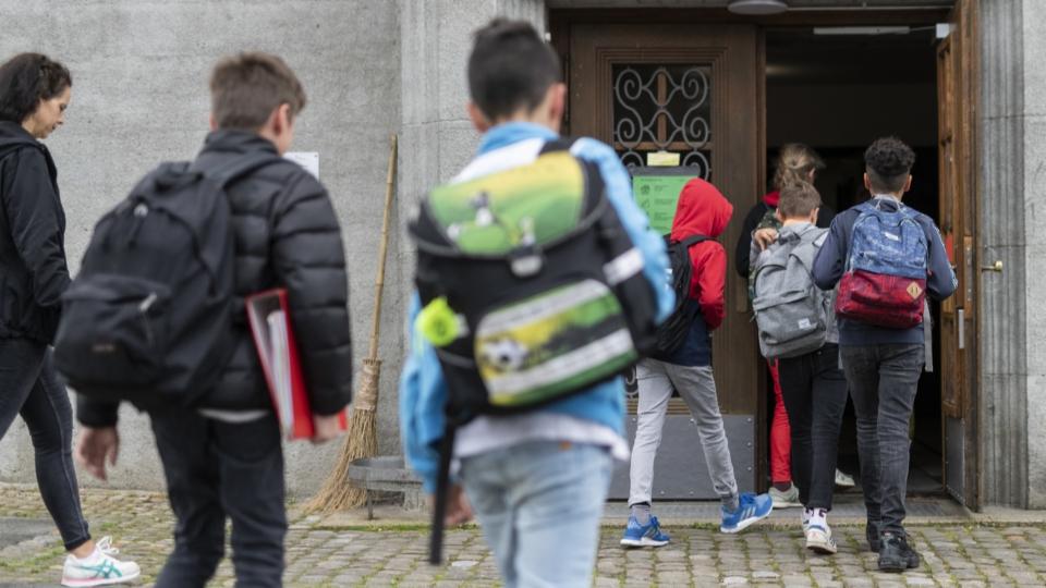 Wie gefährlich ist der starke Anstieg der Infektionen in Schulen?