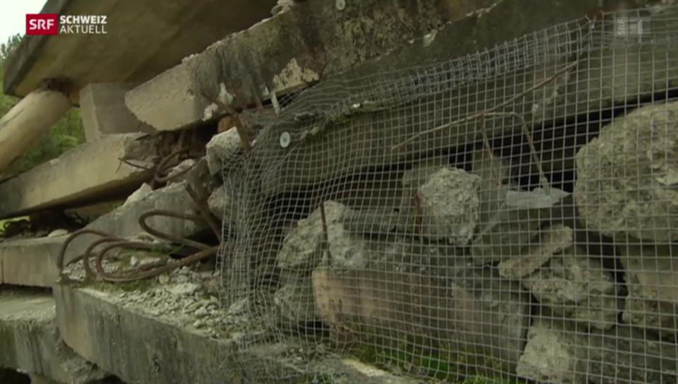 Die Rettungskette - Rettung im Trümmerdorf