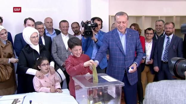 Video «Schicksalsfrage für die Türkei» abspielen