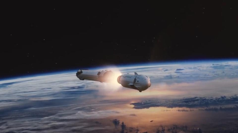 USA können wieder selber Astronauten ins All fliegen