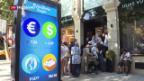 Video «Türkische Lira erholt sich» abspielen