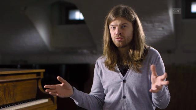 Colin Vallon: «beeinflusst von Oscar Peterson und Metallica»