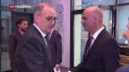 Video «Eidg. Volksabstimmung: Zufriedener Bundesrat» abspielen