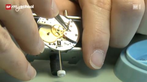 Berufsbild: Uhrmacher Praktiker