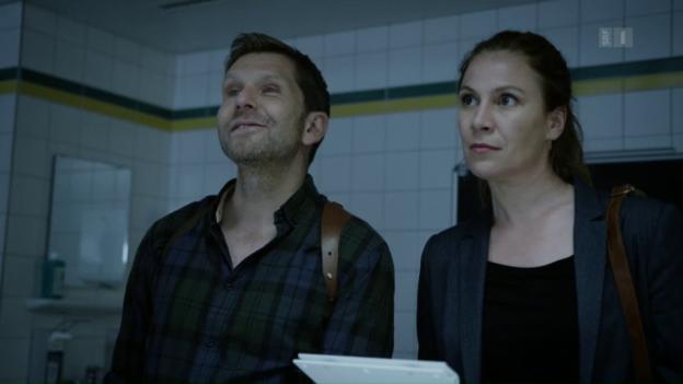 Video «Wer zuletzt lacht – Staffel 5, Folge 2» abspielen