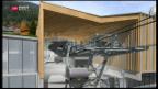 Video «Meilenstein für V-Bahn» abspielen