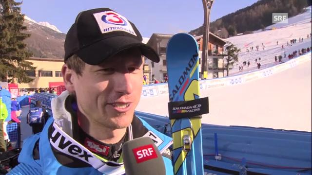 Interview mit Hannes Reichelt («sportlive»)