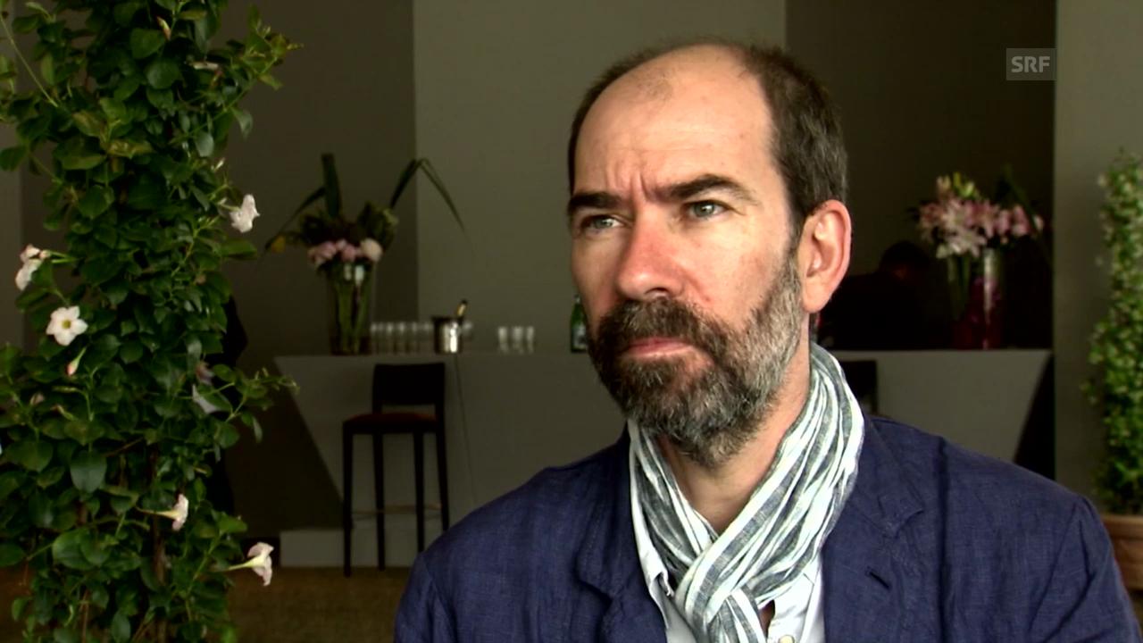 Interview mit Jaime Rosales