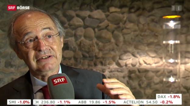 Video «SRF Börse vom 21.06.2013» abspielen