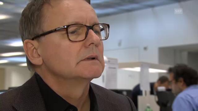 Kurt Witschi: Mr. Nachrichten geht in Ruhestand