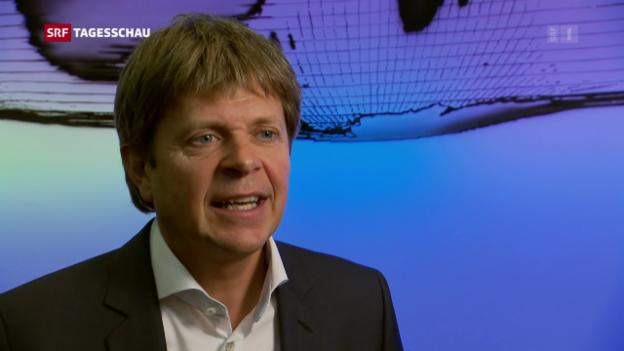 Video «Jürg Grossen wird neuer GLP-Präsident» abspielen