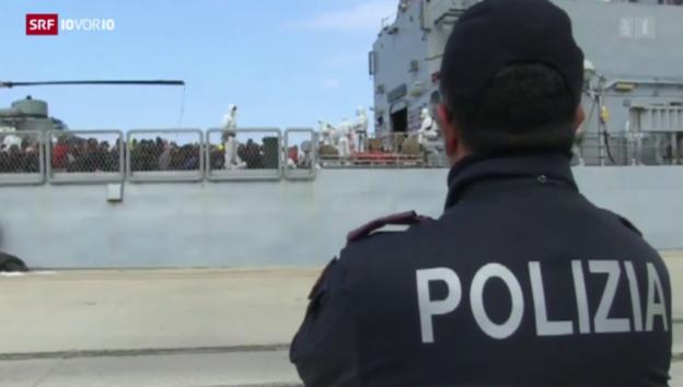 Video «Abschreckungspolitik ohne Wirkung» abspielen