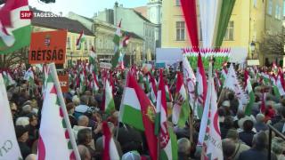 Video «Die Rechnung von Orban ist aufgegangen» abspielen