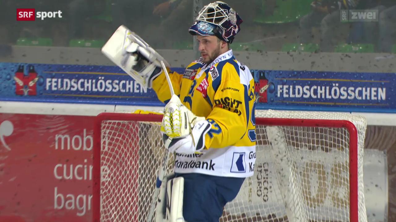 Eishockey: Ambri - Davos