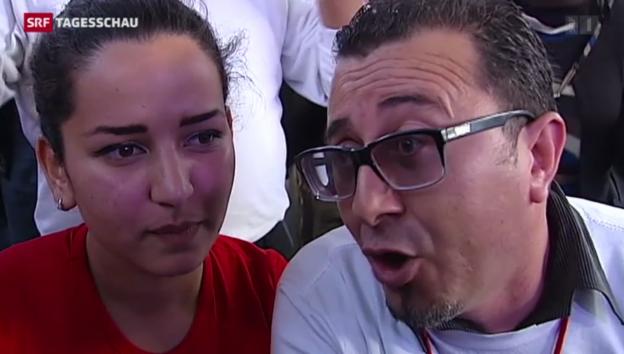 Video «Präsidentenwahl in Tunesien» abspielen
