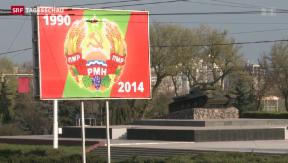 Video «Folgt auf die Krim nun Transnistrien?» abspielen