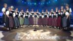 Video «Frauenjodelchor Bumbach: Aabegedanke» abspielen
