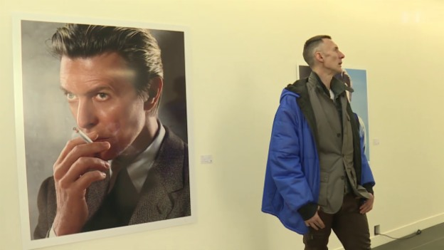 Video «Markus Klinko gehört zu den bestbezahlten Fotografen» abspielen