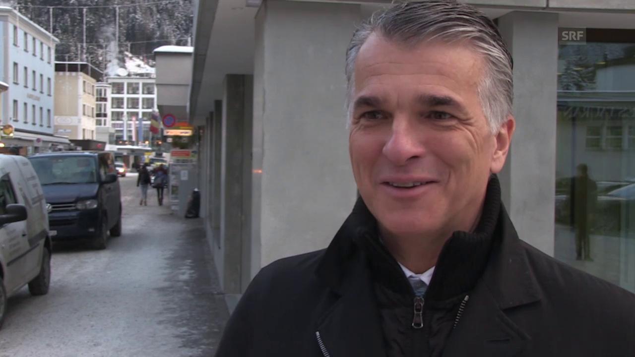 «Mint»: Sergio Ermotti über das Schüler-Treffen und das Schweizer Ausbildungssystem