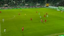 Link öffnet eine Lightbox. Video St. Gallen kassiert gegen Thun bittere Niederlage abspielen