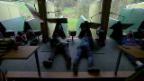 Video «Feuer frei: Waffenlobby sucht die Konfrontation» abspielen