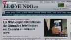 Video «NSA hat auch in Spanien bei Telefonaten mitgehört» abspielen
