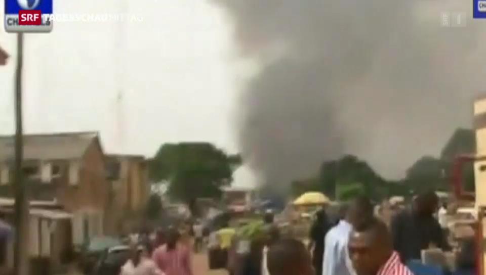Tote nach Doppelanschlag in Jos