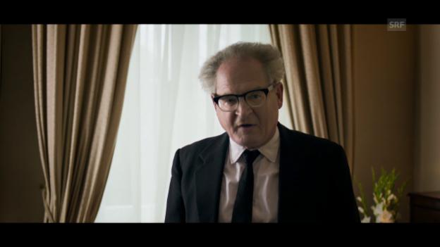 Video ««Der Staat gegen Fritz Bauer» (Ausschnitt)» abspielen