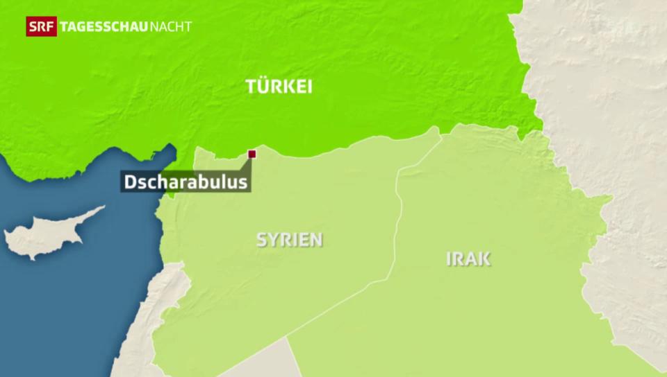 Pläne für «IS-freie» Sicherheitszone