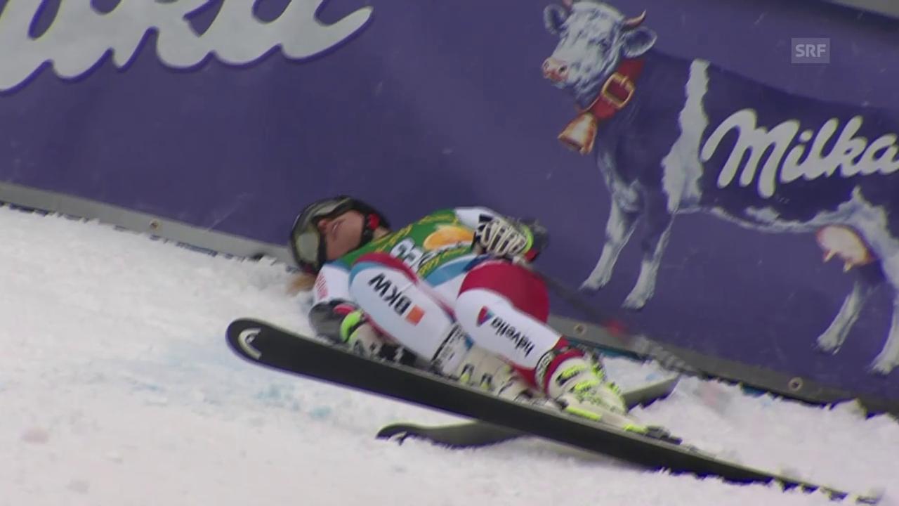 Lara Gut verliert noch 2 Plätze