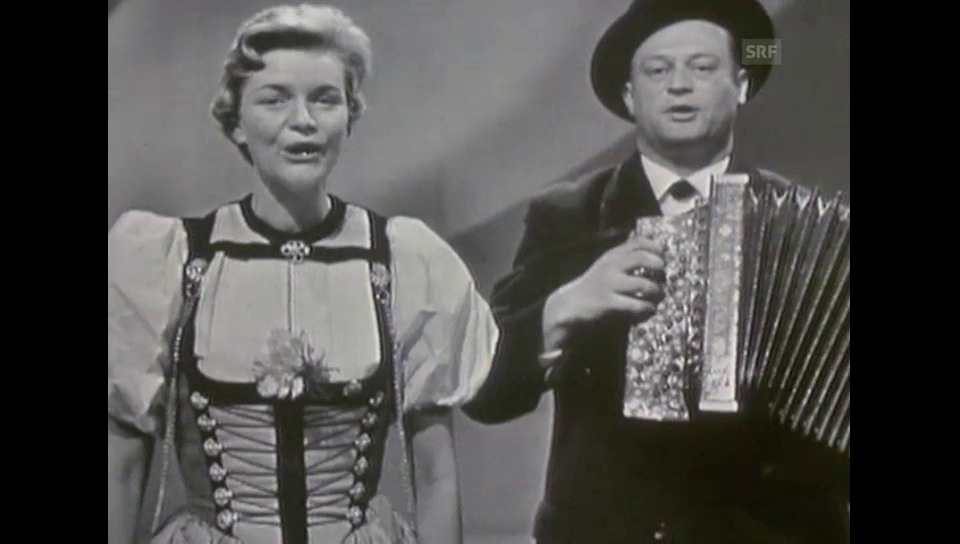 Jodelduett Heidi und Ernst Sommer