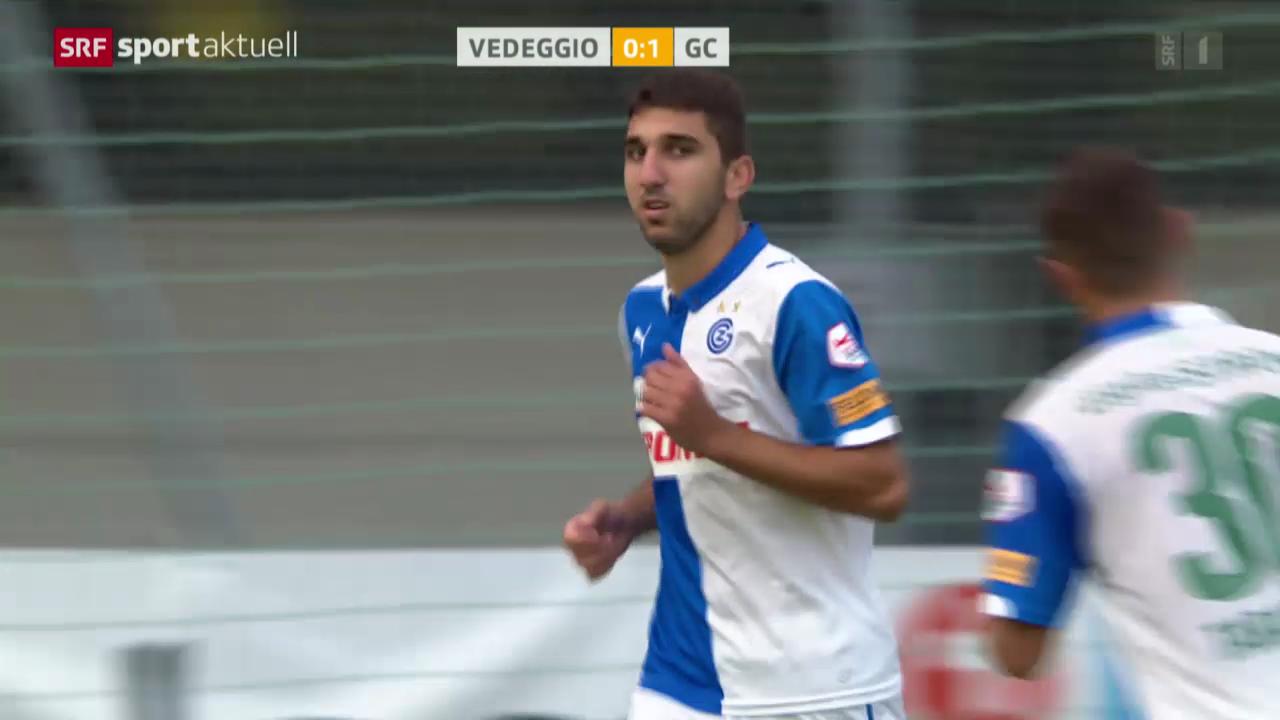 Fussball: Cup, Vadeggio - GC