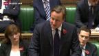 Video «Unverständnis von der EU für Cameron» abspielen