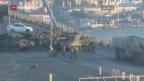 Video «Türkische Soldaten werden nicht von Griechenland ausgeliefert» abspielen