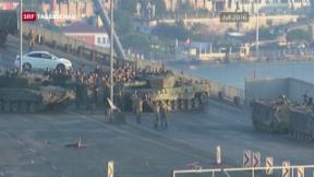 Video «Türkische Soldaten werden nicht von Griechenland ausgeliefert » abspielen