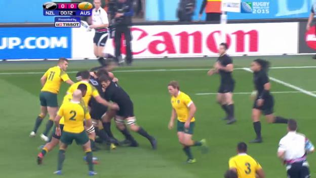 Video «Rugby: WM-Final Neuseeland-Australien» abspielen