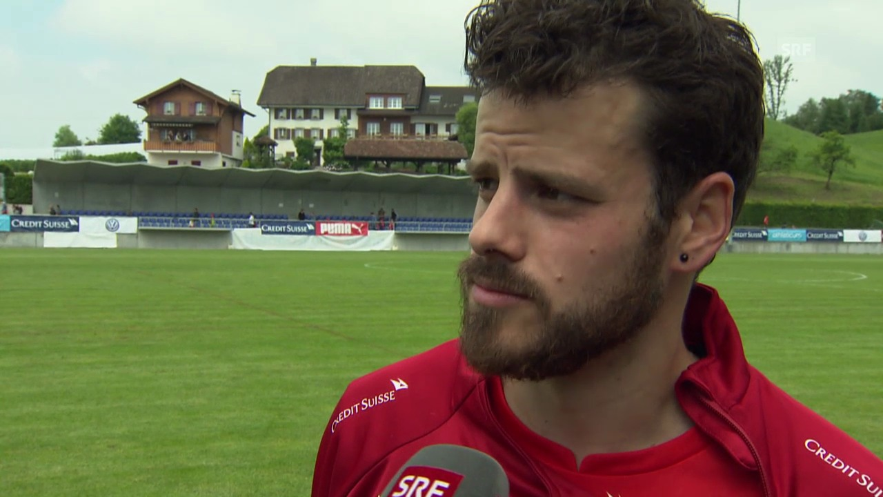 Fussball: Tranquillo Barnetta im Interview