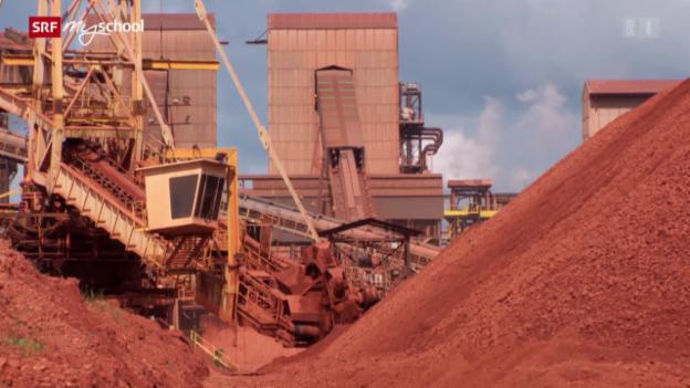 Video «Die Akte Aluminium: Bauxitabbau (2/4)» abspielen