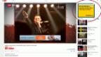 Video «Unternehmen wehren sich gegen Youtube-Werbung» abspielen