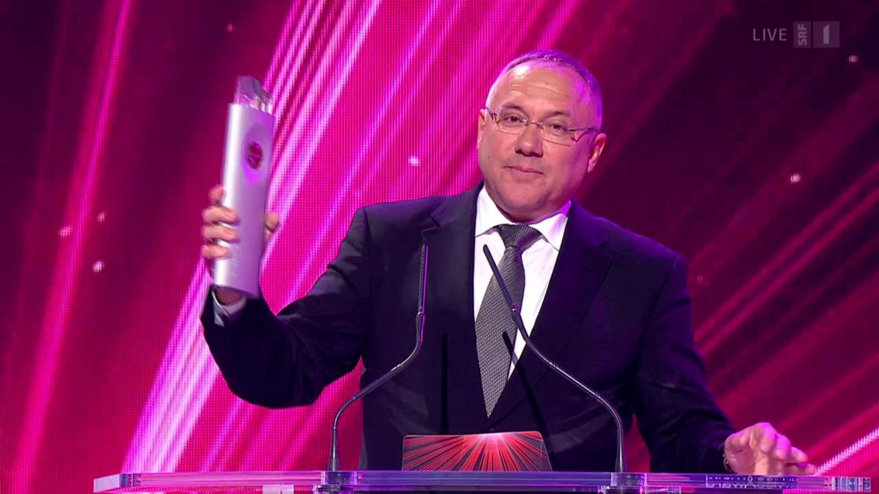 Albert Baumann - Gewinner Kategorie Wirtschaft