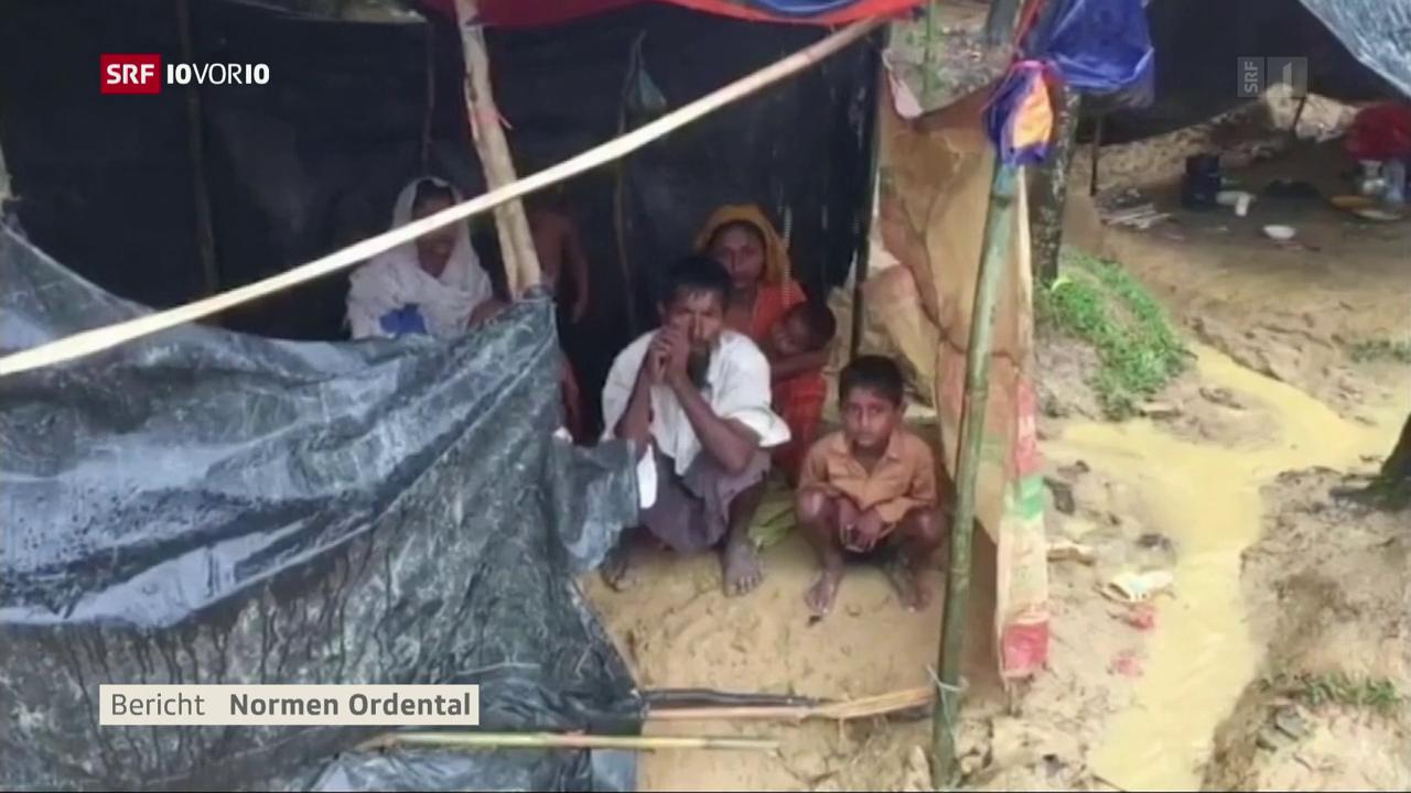 Flüchtlingskrise der Rohingya in Burma