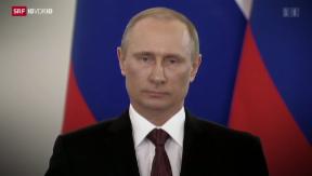 Video «Vladimir Putins Pläne» abspielen