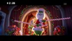 Video «Kinostart: «The Grinch»» abspielen