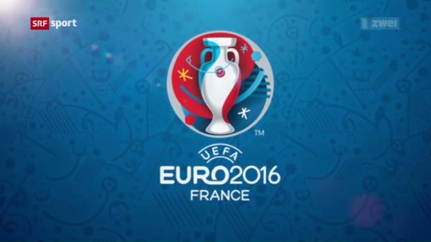 Video «UEFA EURO 2016 vom 10.04.2016» abspielen