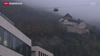 Video «Liechtenstein für automatischen Informationsaustausch» abspielen
