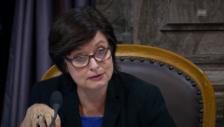 Video «Anita Fetz (SP/BS) will das Gesetz nur mit Einschränkungen» abspielen